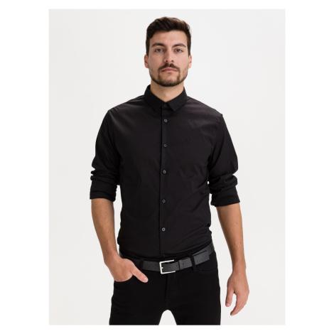 Košile Armani Exchange Černá