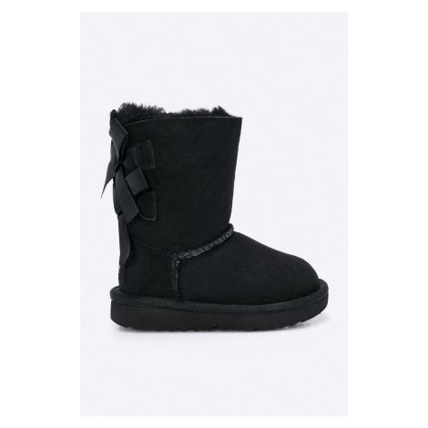 UGG - Dětské zimní boty Bailey Bow II