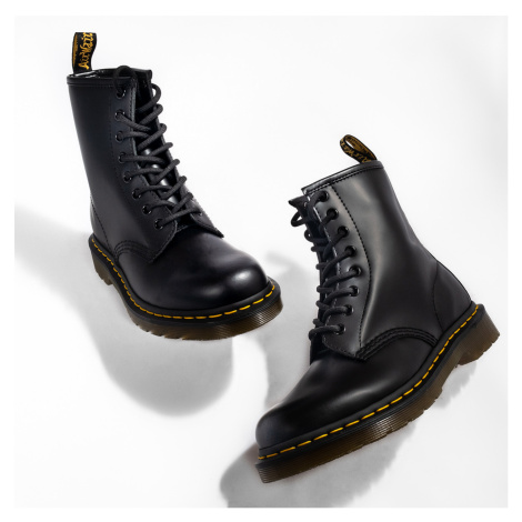 1460 Smooth Leather Ankle Boots Dr Martens