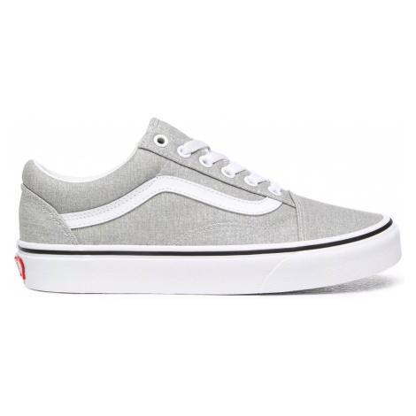 Vans Ua Old Skool Silver/True White šedé VN0A4U3BX1K