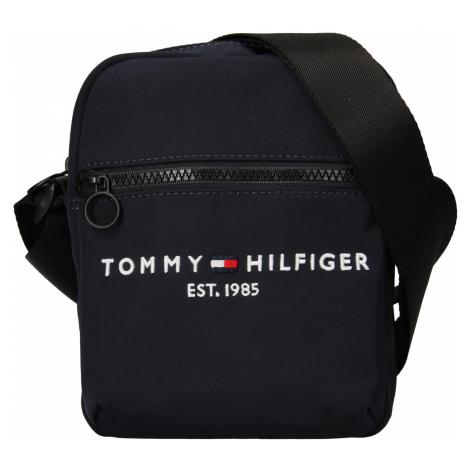 Pánská taška přes rameno Tommy Hilfiger Mups - tmavě modrá