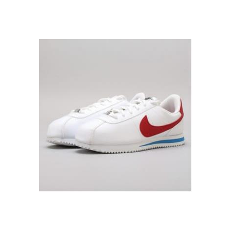 Nike Cortez Basic SL (GS) white / varsity red