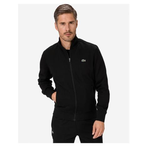 Sport Cotton Blend Fleece Zip Mikina Lacoste