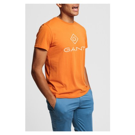 TRIČKO GANT D1. GANT LOCK - UP SS T - SHIRT