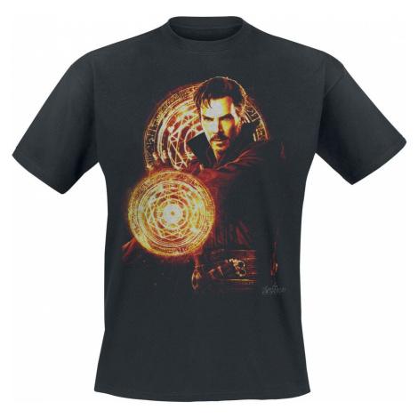 Avengers Doctor Strange Tričko černá