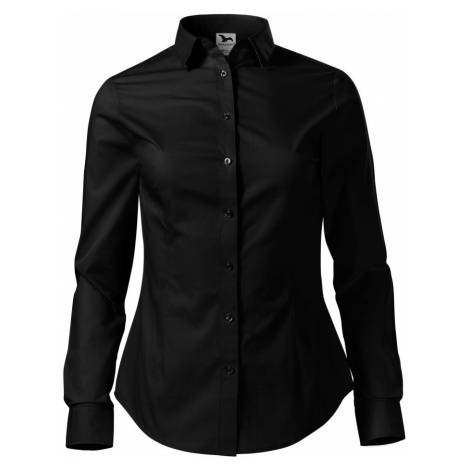 Malfini STYLE LS Dámská košile 22901 černá