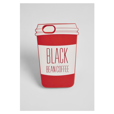 Phonecase Coffe Cup 7/8 - red/white Urban Classics