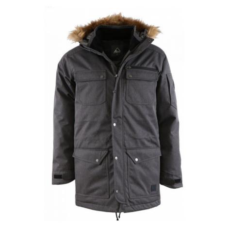 PIROL péřová bunda pánská Gentleman Parka Fourpaok FWM17004 zimní