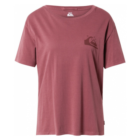 QUIKSILVER Tričko pink