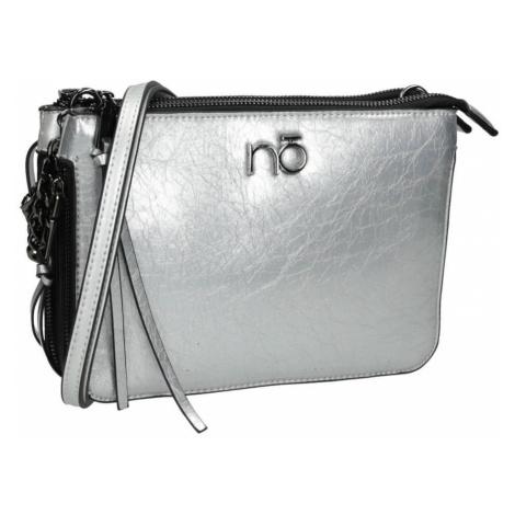 Lakovaná kabelka typu listonoška messenger bad Nobo