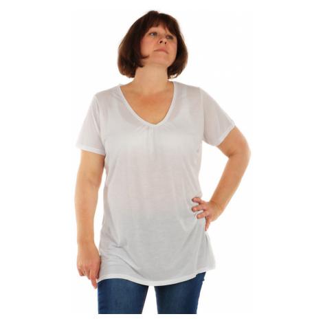 Dámské oversized tričko s krátkým rukávem