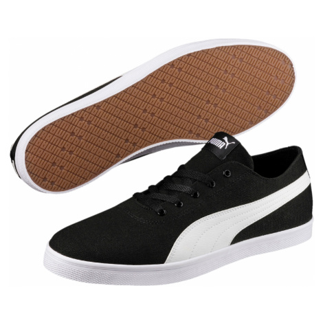 Puma Boty Urban Black-White