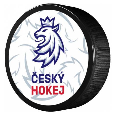 Střída PODKLAD LOGO LEV CIHT černá - Hokejový puk