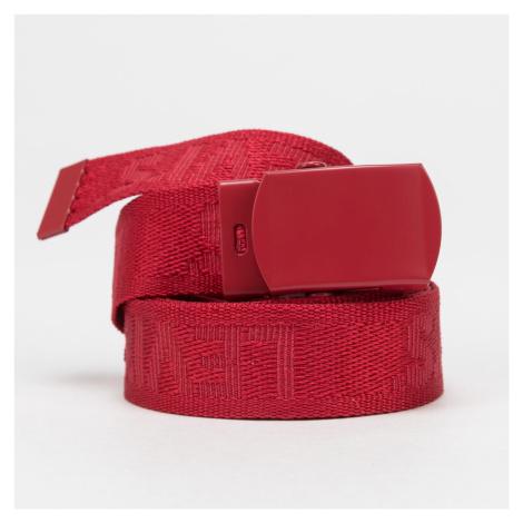 Levi's ® 109 Tonal Tickfaw Web Belt červený Levi´s