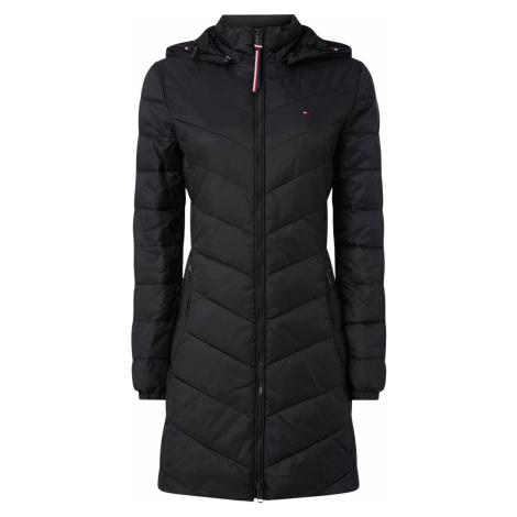 Tommy Hilfiger dámská černá přechodová bunda