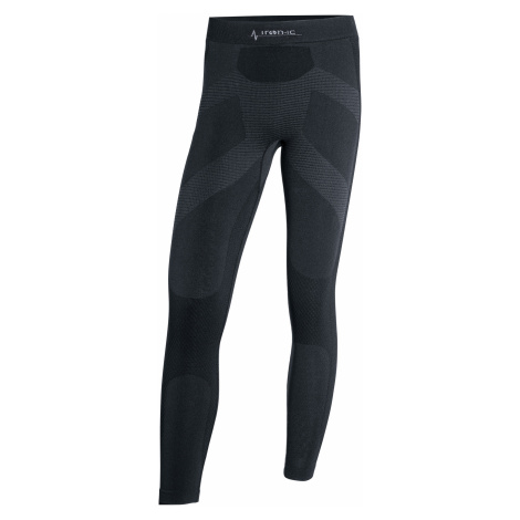 Dlouhé dětské funkční kalhoty IRON-IC - černá Intimidea