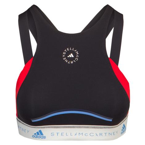 Horní díl plavek Adidas by Stella McCartney ASMC BD B TOP P multicolor|černá