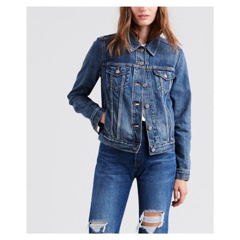 Levis dámská džínová bunda 29945-0063 Modrá Levi´s