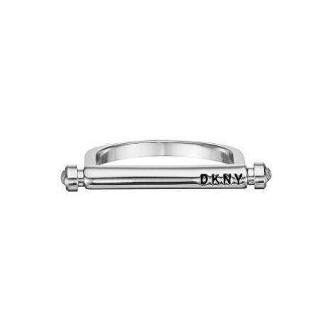 DKNY Elegantní prsten The City Street - In Motion 5520090