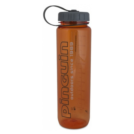 Pinguin Tritan Slim Bottle 1l, oranžová