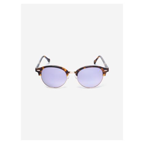 Sluneční brýle Pepe Jeans Hnědá