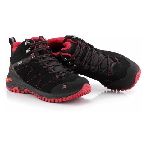 Unisex obuv outdoor Alpine Pro TRIGLAV 2 MID - černá