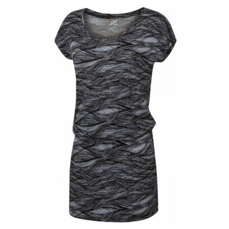 Hannah ZANZIBA černá - Dámské šaty