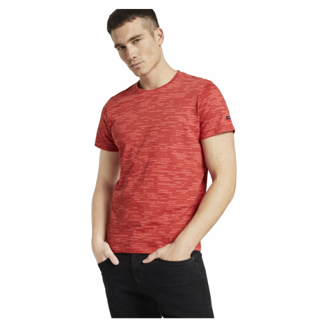 Tom Tailor pánské triko s proužkem 1023906/26336