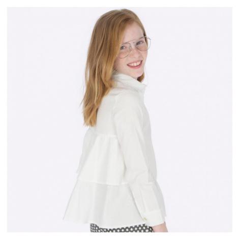 Slavnostní košile MAYORAL 3304 | bílá