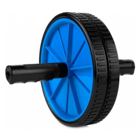Spokey Twin II Dvojité Posilovací kolečko modré