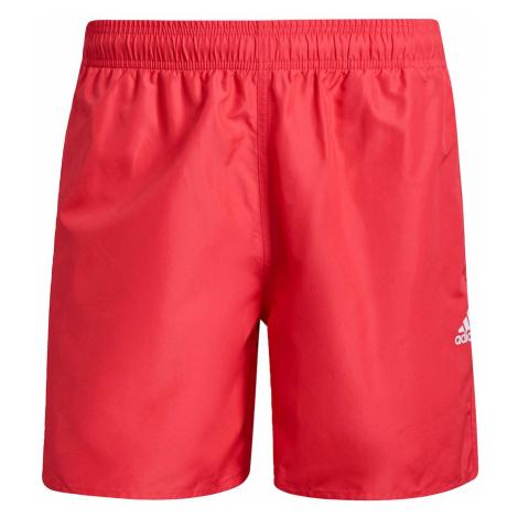 Adidas Solid Swim Shorts Mens