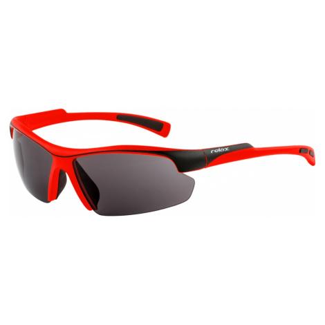 Sportovní sluneční brýle Relax LAVEZZI - oranžová