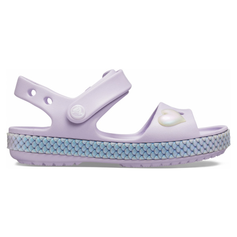 Crocs Crocband Imagination Sandal PS Lavender C8