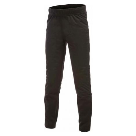 Craft WARM TIGHTS černá - Dětské zateplené elastické kalhoty