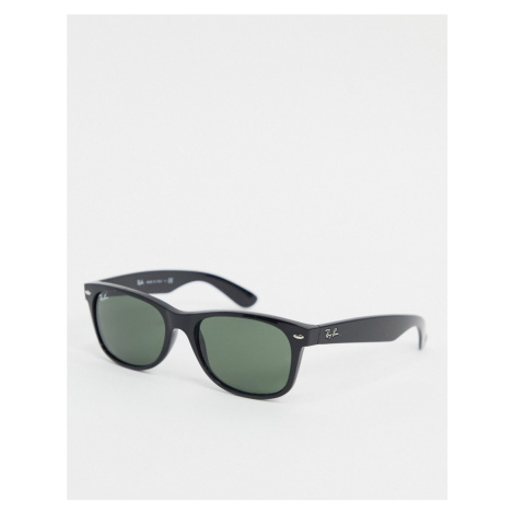 Ray-Ban Wayfarer medium frame sunglasses 0rb2132-Black