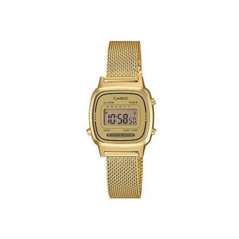 Casio LA 670WEMY-9EF zlaté