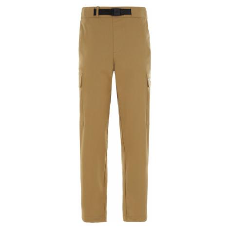 Dámské kalhoty THE NORTH FACE W Oorite Cargo Pant - Eu, British Khaki
