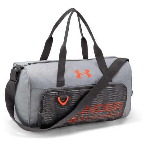 Taška Under Armour Boys Ultimate Duffle - šedá