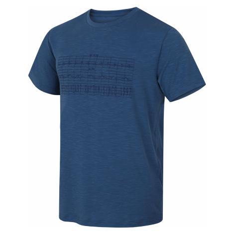 Husky Tingl M, tm. modrá Pánské triko