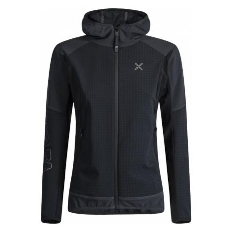 Dámská bunda Montura Wind Revolution Hoody Jacket Black