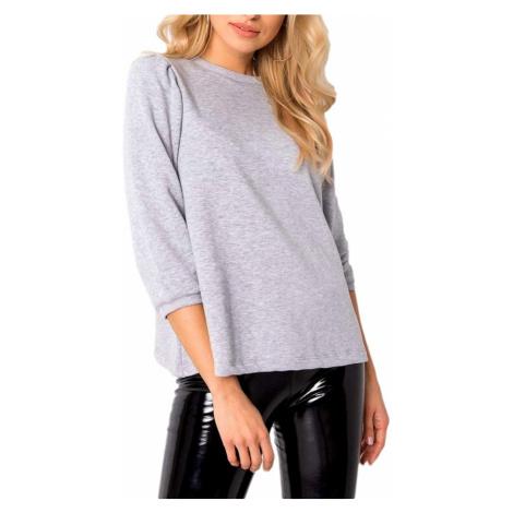 šedé dámské tričko Rue Paris