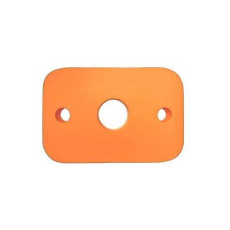 Dena deska plavecká malá, oranžová