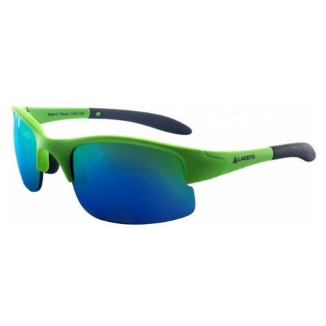 Laceto MEI zelená - Dětské sluneční brýle