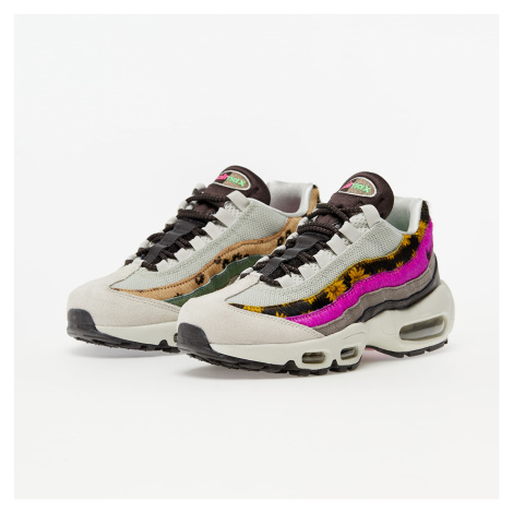 Nike Wmns Air Max 95 Premium Light Bone/ White-Velvet Brown-Olive Grey