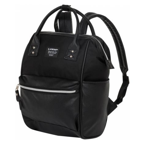 LOAP GAUDIA Městský batoh BL1892V11V pirátská černá XL