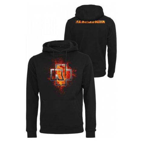 Rammstein Lava Logo Hoodie Urban Classics