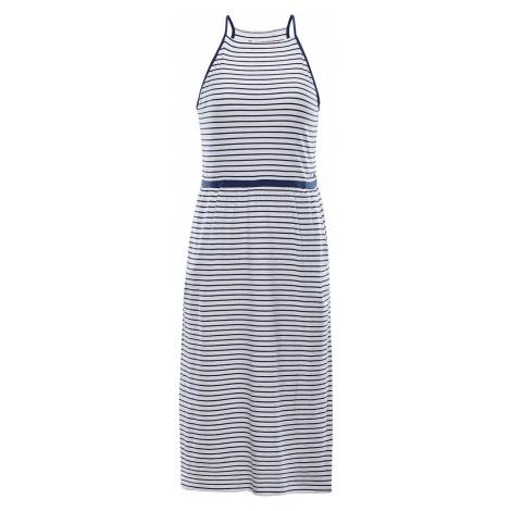 ALPINE PRO GYRA Dámské šaty LSKR221677PA estate blue