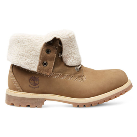 Timberland Teddy Fleece WP šedé 8330R-TAU