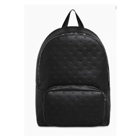 Calvin Klein velký černý batoh s motivy