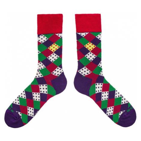 Ponožky Soccus Cubum Eve Woox